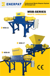 ENERPAT Two Shafts Shredder