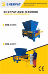 Hopper Type Automatic Metal Baler