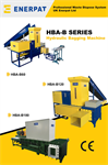HBA-B Series - Hydraulic Bagging Machine - Brochure
