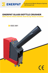 ENERPAT Glass Bottle Crusher - James