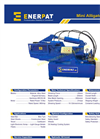 Enerpat - Model EMS-200 - Mobile Alligator Shear - Datasheet