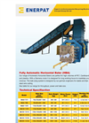 Full Automatic Horizontal Baler - Brochure