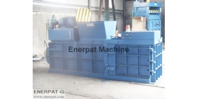 Model HBM-50S - Semi Automatic Horizontal Baler