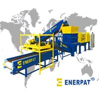 Enerpat - Model HDS-1500 - Hydraulic Drived Shredder