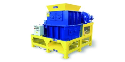 Enerpat - Model MSC-27 - Four Shafts Shredder
