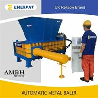 Enerpat - Model AMB160 - Hopper Style Automatic Aluminum Can Baler