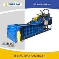 ENERPAT - Model SMB-EE160S - Copper tubes baler
