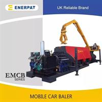 Enerpat - Model EMCB5300 - Mobile Car Baler, Car Body Baler