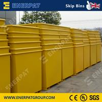 ENERPAT - Model 10 CBM - Skip Container