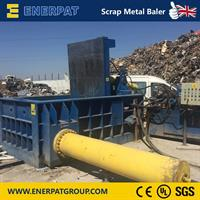 Enerpat - Model SMB-T200XL - Aluminum scrap baler