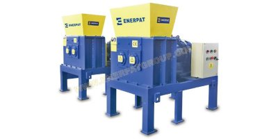Enerpat - Model MSB-11 - Two Shafts Shredder