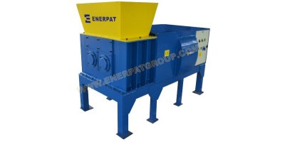 Enerpat - Model MSB-22 - Two Shaft Waste Shredder