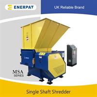 Enerpat - Model MSA-F1200 - Wood pallet shredder