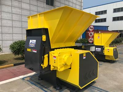 Enerpat - Model MSA-F - Waste wood shredder
