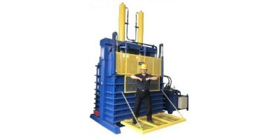Enerpat - Model VB-150TY - Waste Tyre Baler