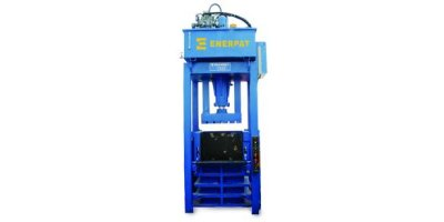 ENERPAT - Lifting Chamber for Waste Textile Baling Press