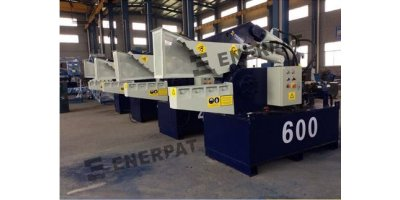 Enerpat - Model EMS-600 - Scrap Metal Alligator Shear