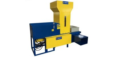 Enerpat - Model HBA-B60 (25kgs) - Wood Shavings Bedding Baling System