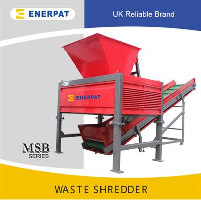 Enerpat - Model ES-S1050 - Medical Waste Shredder