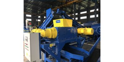 Enerpat - Complete Oil Filter Recycling Line