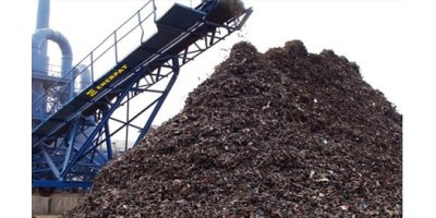Enerpat - Model SSL6000 - Scrap Metal Recycling Plant