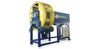 Enerpat - Model TDF - Tyre /Rubber Recycling System
