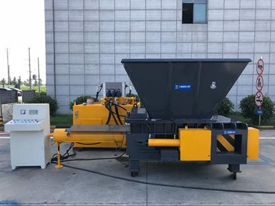 Hopper Type Tin Can Baler, Tin Can Compactor-1