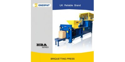 Model HBA-SB135 - Hydraulic Briquetting Press