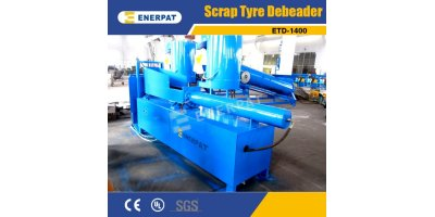 Single Hook Tyre Debeader
