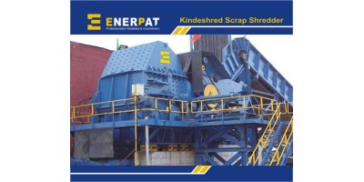Model KSS600 - Waste Shredders