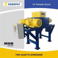 Enerpat - Model MSB-E90 - Shredder For Hazardous Chemical Drums