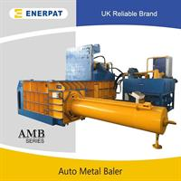Enerpat - Model AMB5050 - Automatic 3 Ram Metal Baler