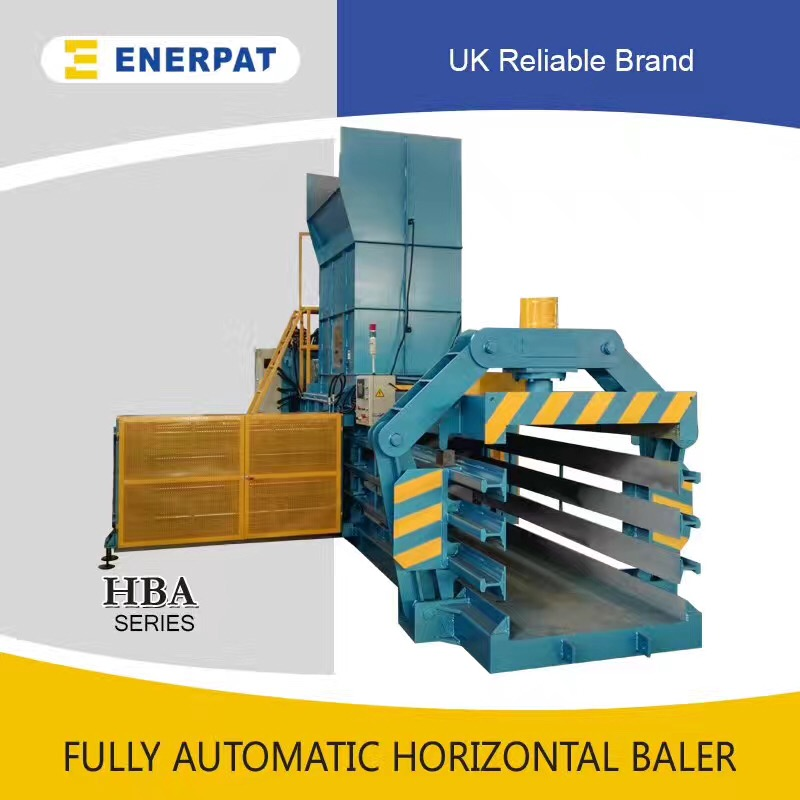 Fully Automatic Horizontal Baler-2