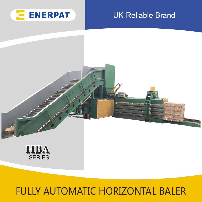 Fully Automatic Horizontal Baler-4