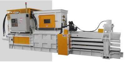 Enerpat - Model HBA80-11075 - Fully Automatic Horizontal Baler