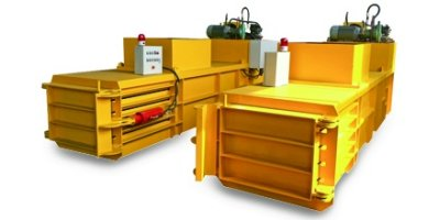 Enerpat - Model HBM-50S - Semi Automatic Horizontal Baler