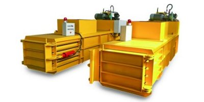 Enerpat - Model HBM80S - Semi Automatic Horizontal Baler