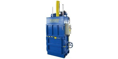 Enerpat - Model VB-30S (100-150Kgs) - Vertical Carton Baler
