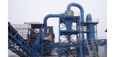Enerpat - Model SSL2000 - Scrap Metal Recycling Plant
