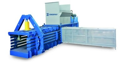 Enerpat - Model HBA120-110130 - Fully Automatic Horizontal Baler