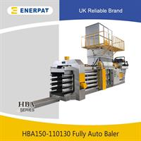 Enerpat - Model HBA120-110130 - Fully Automatic Tie Horizontal Baler