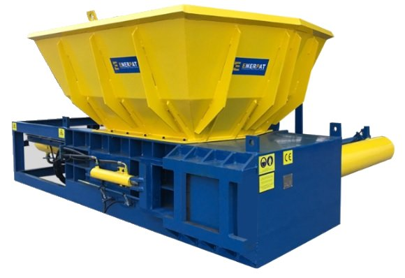 Enerpat - Model AMB-H1075 - Automatic Aluminum Can Balers