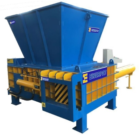Automatic Aluminum Can Balers-3