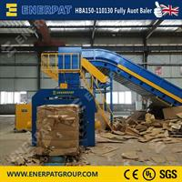 Enerpat - Model HBA100-110110 - Automatic Horizontal Baling Press Machine
