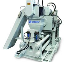 Enerpat - Model BM500 - Briquetting Press Waste Machines
