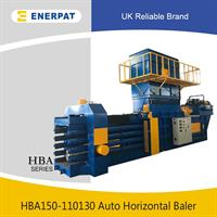 Enerpat - Model HBA150-110130 - Full Automatic Cardboard Baler