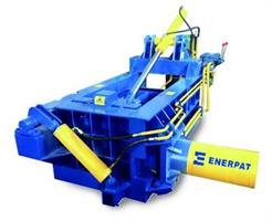 Enerpat - Model AMB4040 - Triple Compression Metal Baler