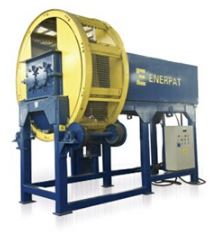 Enerpat - Tire and Rubber Shredding System
