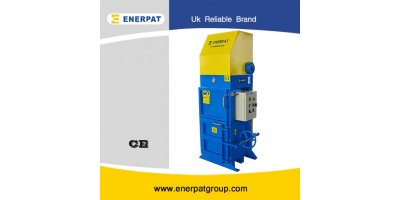 ENERPAT - Model VB-4 - (30Kgs) Vertical Baler