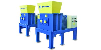 Model MSB-5.5 - Two Shafts Shredder